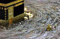 نماز طواف در مسیر امام
